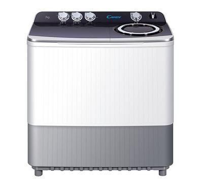 Candy 7.0KG Washing Machine Twin Tub Plastic Body White