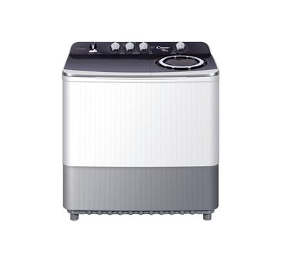 Candy 15.0KG Washing Machine Twin Tub Plastic Body White