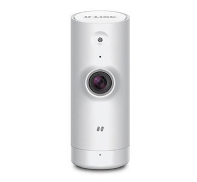 Dlink, Hd Camera, 120 Degree View, 1Lux Cmos Sensor-Mydlink Cloud Enabled- High Quality