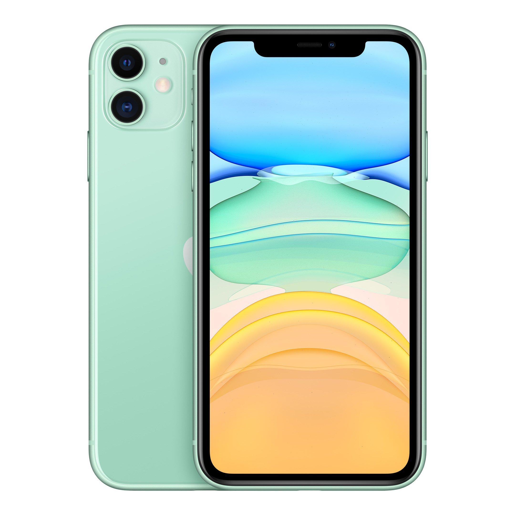 أبل أيفون 11 64 جيجا أخضر اكسترا السعودية