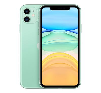 Apple iPhone 11, 128GB, Green