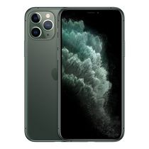 Apple iPhone 11 Pro, 256GB, Midnight Green