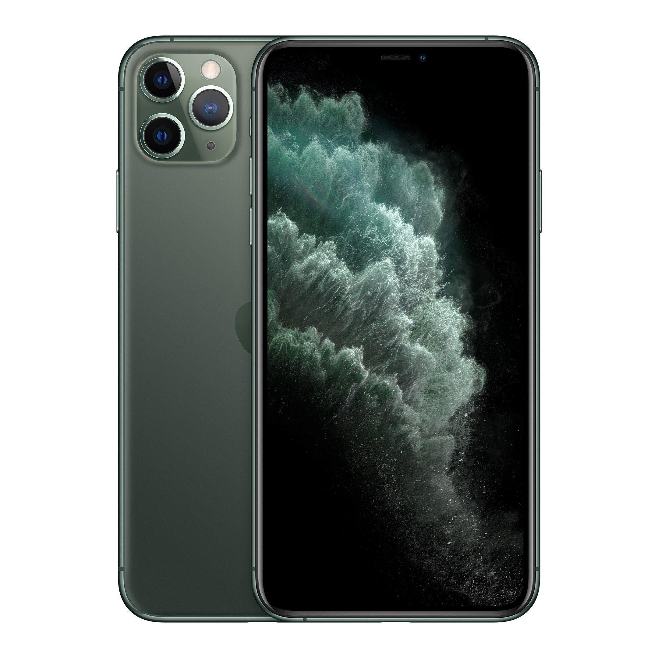 أبل أيفون 11 برو ماكس 256 جيجا أخضر داكن اكسترا السعودية