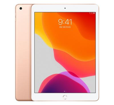 Apple iPad 7th Generation, 10.2 Inch, 32GB, Wi-Fi + Cellular, Gold