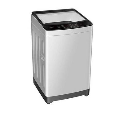 Candy 12.0KG Washing Machine Top Load Steel Body Grey