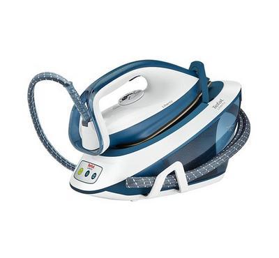 تيفال كاوية بخار، 2200 واط، أبيض/ أزرق