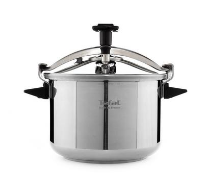 Tefal Pressure Cooker Authentic 10L. Stainless Steel