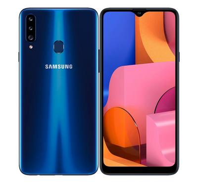Samsung A20s, 32GB,Blue