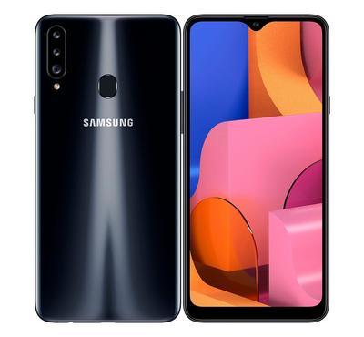 Samsung A20s, 32GB,Black