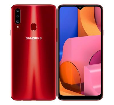Samsung A20s, 32GB,Red