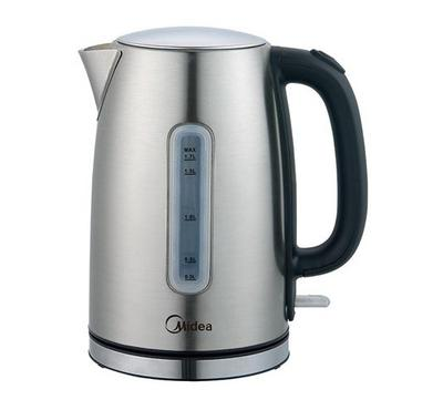Midea 1.7L Electric Jug Kettle 2250W Stainless