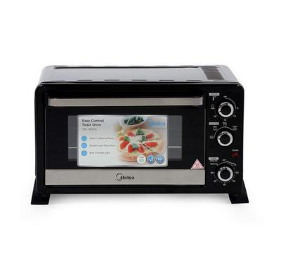 Midea 25.0L Electric Oven Toaster With Grill 1500W Black