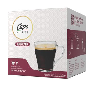 Capo Dolce Americano 16 Capsules/pack