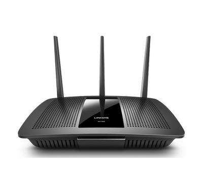 LINKSYS EA7300 Router Broadband, Wireless, Black