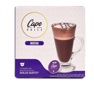 Capo Dolce Mocha 16 Capsules/pack