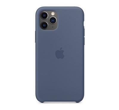 Apple iPhone 11 Pro Silicone Case Alaskan Blue