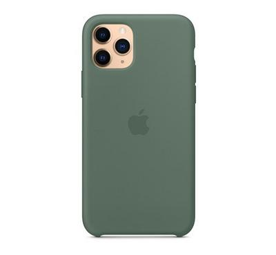 Apple iPhone 11 Pro Silicone Case Pine Green