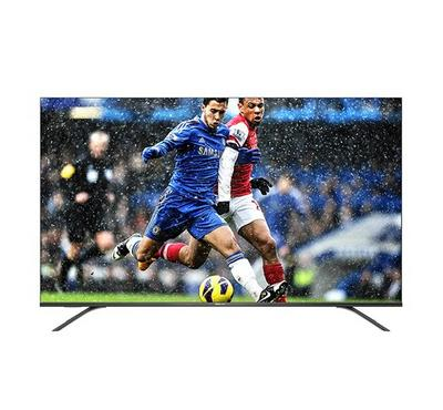 Hisense 55 inch Smart LED TV UHD 4K, Quad Core, Black