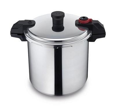 Tefal Secure Alu Pressure Cooker, XL 20.8L w/o Basket.