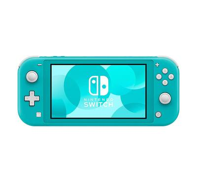 Nintendo Switch Lite Turquoise Stand Alone