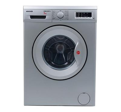 Hoover 7.0KG Washing Machine Fron Load 1000RPM Silver