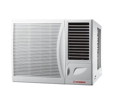 Hommer 2.0T Window A/C Rotary Compressor 22300W BTU White