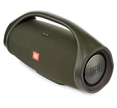 JBL Boombox Wireless Bluetooth Speaker, Green