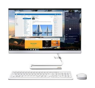 Lenovo Ideacentre A340, Core i5, RAM 8GB, 23.8 Inch, White