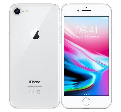 Apple iPhone 8, 128GB, Silver