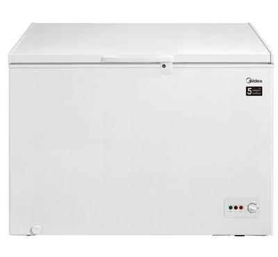 Midea Chest Freezer 324 L Gross capacity, White