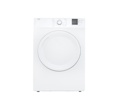 Beko Dryer 7kg, Air Vented, Sensor Dry,15 Program,White