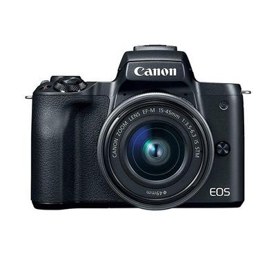 CANON STM, 24.1MP, Shutter Speed 1/4000, Wi-Fi,  Black.