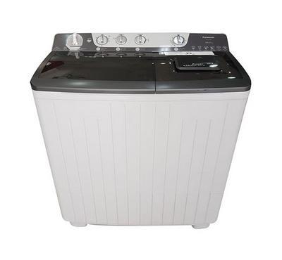 Panasonic 15 kg Semi Automatic Twin Tub Washing Machine White.