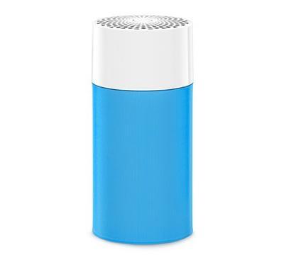 Blueair Room Air Purifier, 3 Speed options, HEPA Silent technology, White.