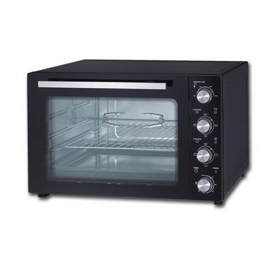 Zen 60.0L Electric Oven Toaster With Convection 2000W Black