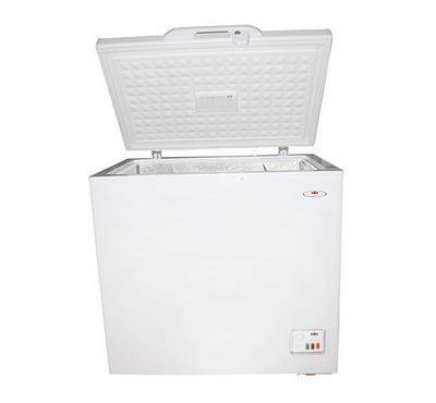 Zen Chest Freezer, 300.0L, Frost White