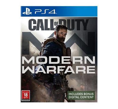 Call of Duty - Modern Warfare, PS4