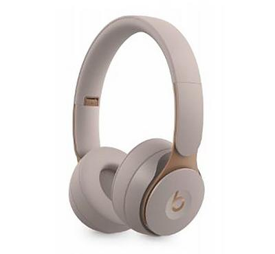 Beats Solo Pro Wireless Noise Cancelling Headphones , Grey