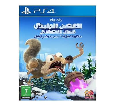 Ice Age : Scrat's Nutty Adventure, PS4