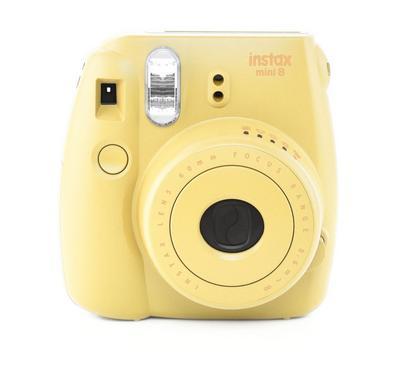 InstaxMini 8, Fujifilm Instax Camera Mini 8 Yellow