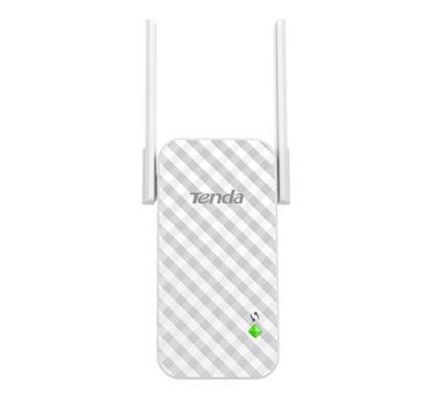Tenda Wireless N300 Universal Range Extender 300Mbps Silver
