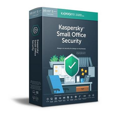 Kaspersky Small Office Security 10+10+1 User Retail