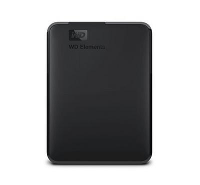 Western Digital 3TB Portable External Hard Drive USB 3.0 w/ Carry Case, Black