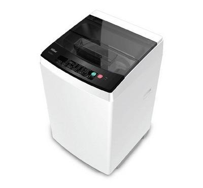 Nihon Washing Machine, 8 kg Top Load w/ Pump, Plastic Body, White