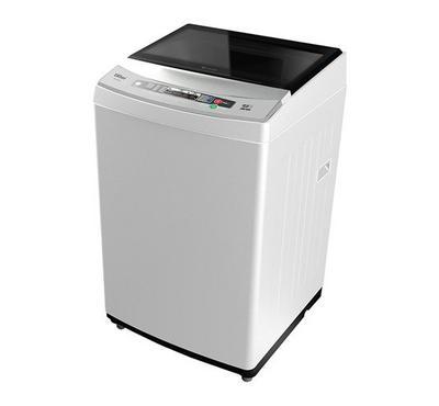 Nihon Washing Machine, 12 kg Top Load w/ Pump, Inverter, White