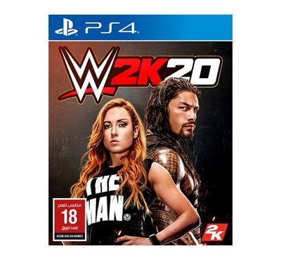 WWE2K20--WWE 2K20, PS4