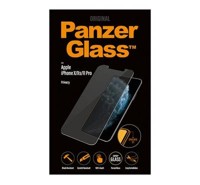 PanzerGlass Apple iPhone X/Xs/11 Pro Privacy, Clear