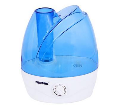 جيباس، منقي هواء، 32 واط، 2.6 لتر، أزرق/ أبيض