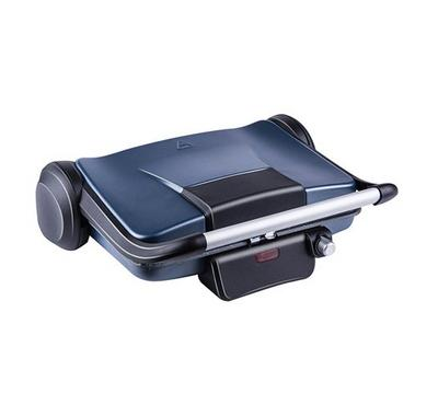 Zen 4s Electric Contact Grill Non-Stick 1800W Blue