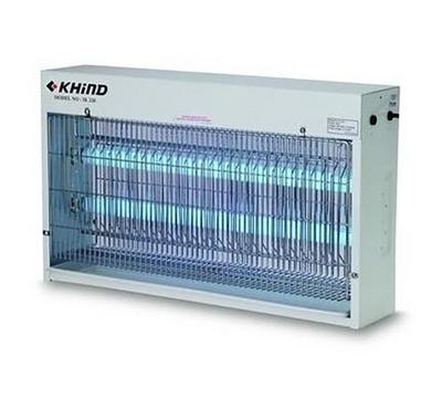 Khind Insect Killer, UV Tube, 2 x 20W, White